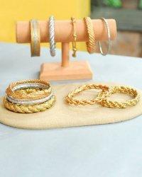 Интересные браслеты из обычной веревки