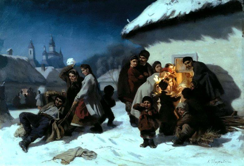 Колядки на Рождество: Добрий вечір тобі, пане господарю!