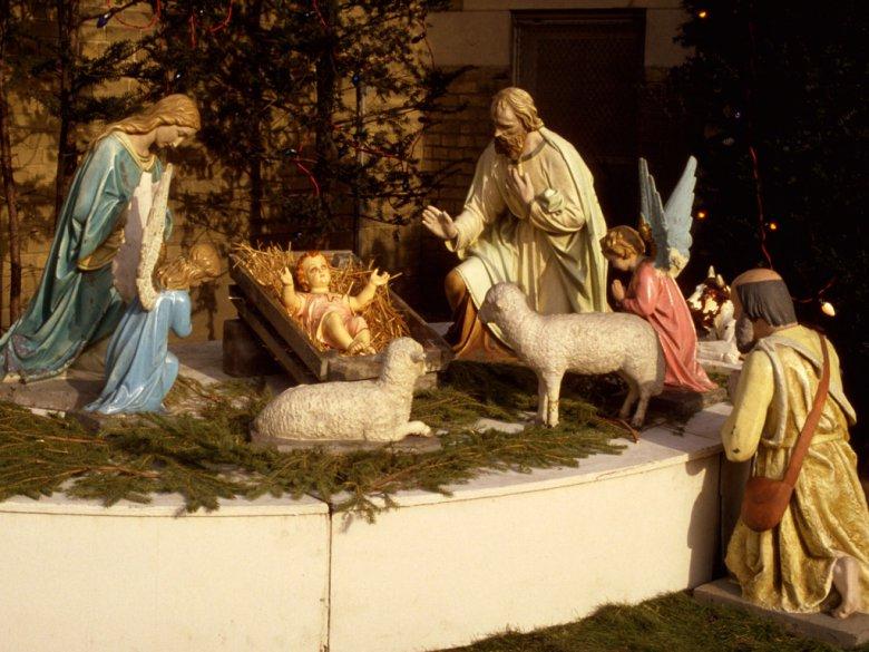 Колядки на Рождество: Тиха ніч, свята ніч