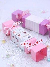 Новогодняя упаковка своими руками для сладких подарков