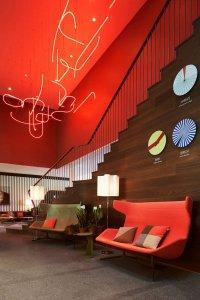 Креативный отель 25 Hours Hotel (Цюрих, Швейцария)