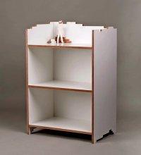 Build me up: креативный «недостроенный» шкаф от Mejd Studio