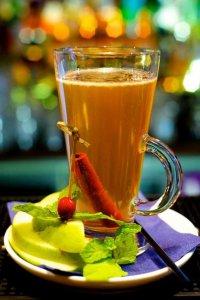Горячие напитки: «Жидкий штрудель»