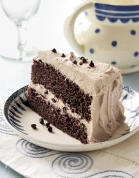 «Быстрый» крем для торта