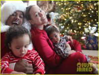 Рождественские каникулы Мэрайи Кэри и Ника Кэннона