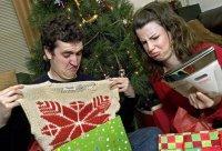 Топ -10 худших подарков на Рождество