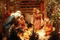 Колядки на Рождество: Нынче Ангел нам спустился