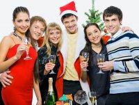 Игры и конкурсы для Нового года: Снежинка