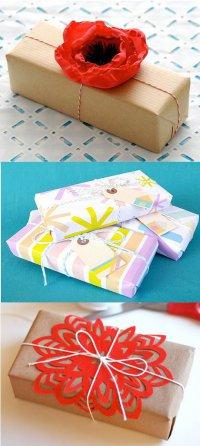 Идеи упаковки подарков для женщин