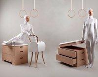 Спортивная мебель Gymnastics furniture от Катарины Беличковой