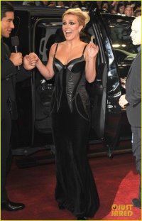 Бритни Спирс выгоняют из «The X Factor»