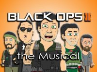 BLACK OPS 2 the Musical - Gangnam Style