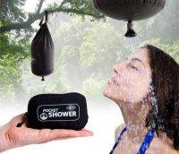Интересное решение: походный душ для туристов
