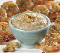 Ореховый соус к рыбным блюдам