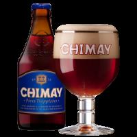 Сорта бельгийского пива: Chimay Blue