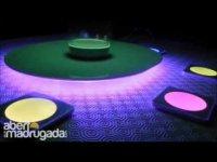 Philips Lumiware Coasters: подстаканники со светодиодами к праздничному столу