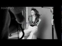 Видео съемок Миранды Керр для Mango