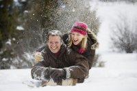 Пять идей для свидания зимой