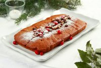 Праздничный медовый пирог леках