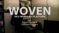 Woven: необычная игровая приставка, встроенная в одежду