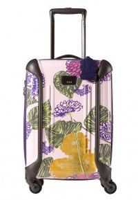 Цветочный чемодан Anna Sui для Tumi
