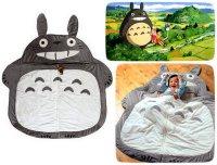 Totoro Bed: детская кровать-подушка в стиле Миядзаки