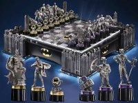 Креативные шахматы: теперь и Бэтмен!