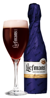 Сорта бельгийского пива: Liefmans Goudenband