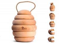 Лучший подарок, по-моему, мед: креативная упаковка для меда Bzzz Honey