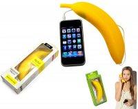 Radiation-Proof Banana Handset: трубка для смартфона «с защитой от радиации»