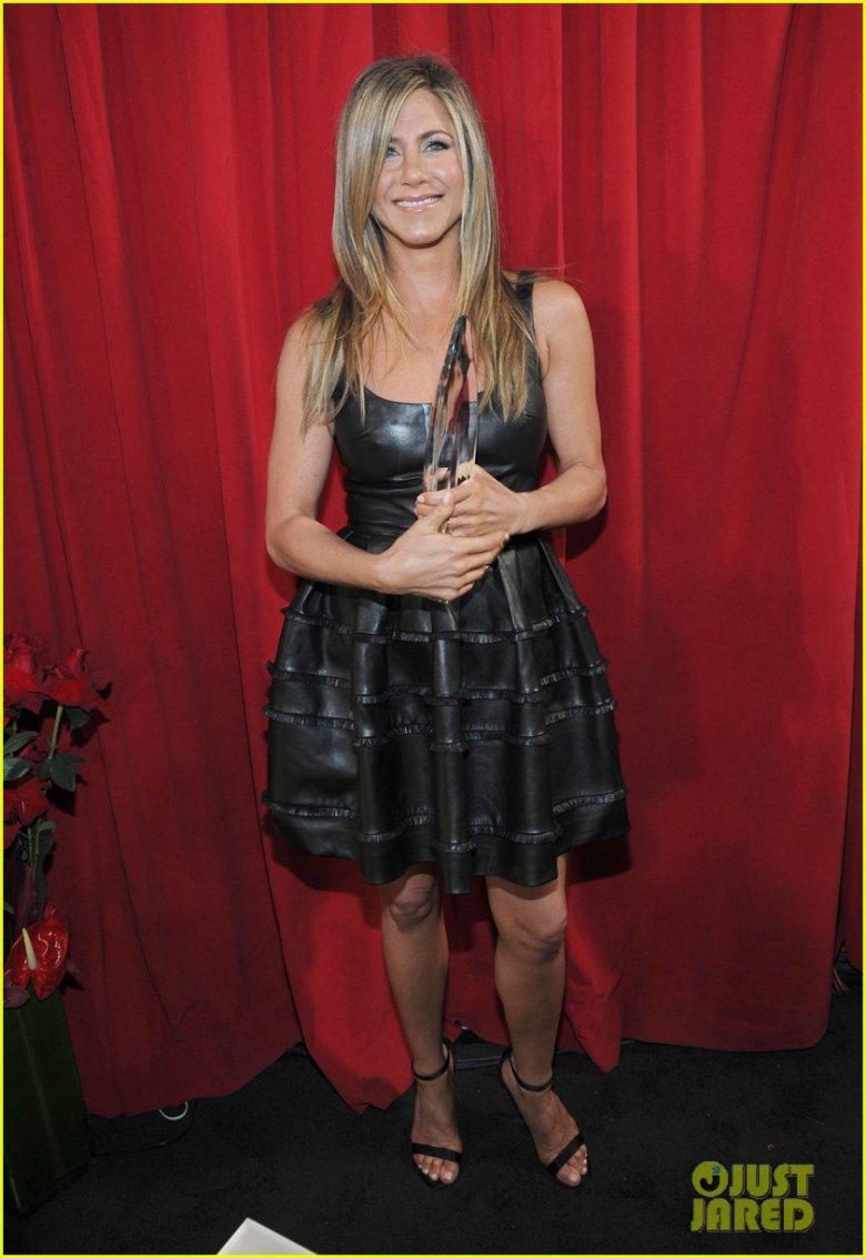 Дженнифер Энистон на People`s Choice Awards 2013