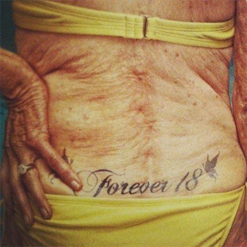 Старая-старая татуировка