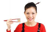 Правила поедания суши