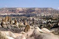 Каппадокия - самое причудливое место в Турции