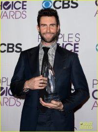 Адам Левин на People`s Choice Awards 2013
