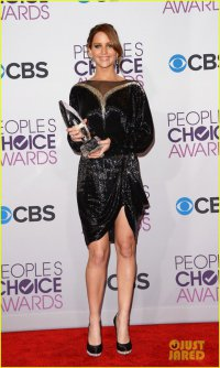 Дженнифер Лоуренс на People`s Choice Awards 2013