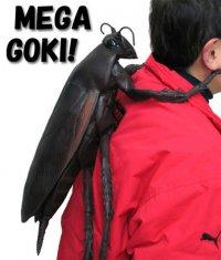 Mega Cockroach - самый большой таракан и отвратительный рюкзак