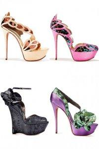 Коллекция обуви от Gaetano Perrone весна-лето 2013