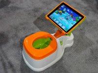 iPotty – детский горшок для малышей поколения iPad