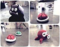 Креативные чехлы для роботов-пылесосов iRobot от Kelice Penney