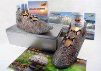 PaleoBarefoots: «кольчужная» обувь для любителей побегать босиком