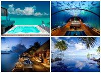 Лучший в мире отель Conrad Maldives Rangali Island