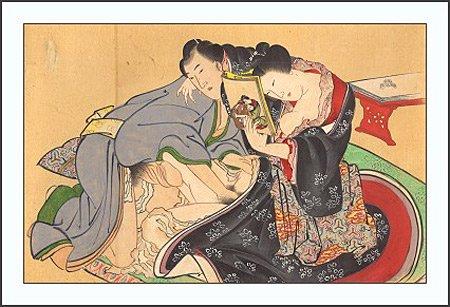 Секс японские традиции 13