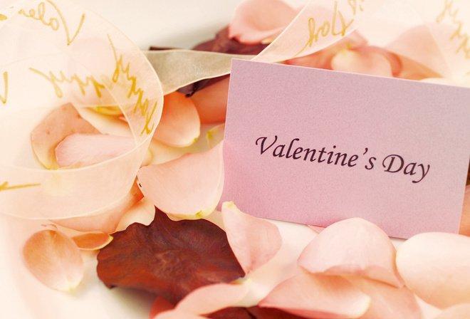 Стихи с Днем святого Валентина: поздравление для друзей