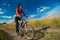 Катание на велосипеде полезно для здоровья