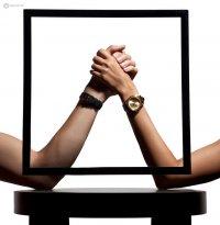 Время - ничто: часы The Infinity Piece от Becomb