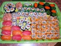 Основные виды суши