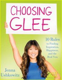 Дженна Ашковиц выпустит книгу «Choosing Glee»