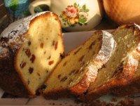 Как нарезать кекс