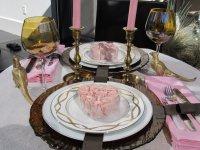 Праздничный стол на День Валентина